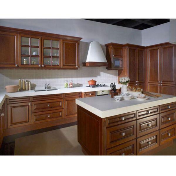 solid wood kitchen cabinet -yangle